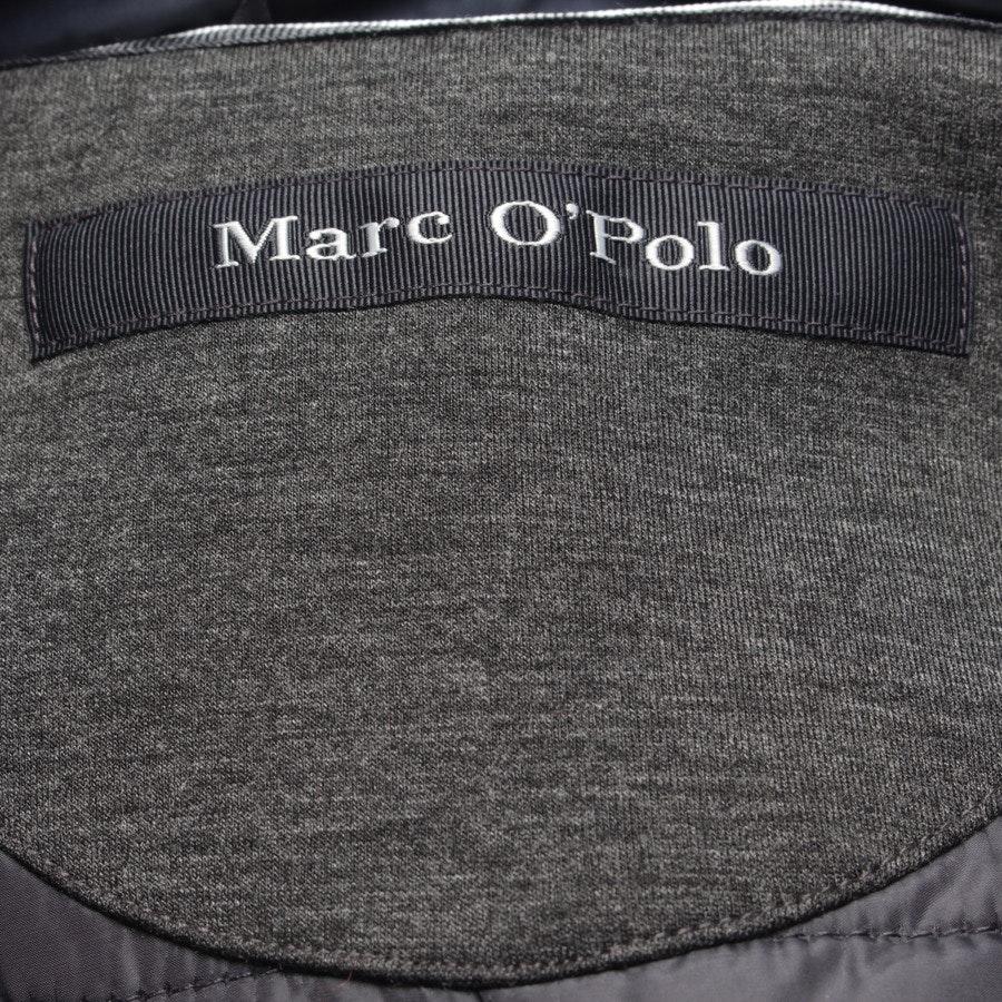 Wintermantel von Marc O'Polo in Taubenblau Gr. 44