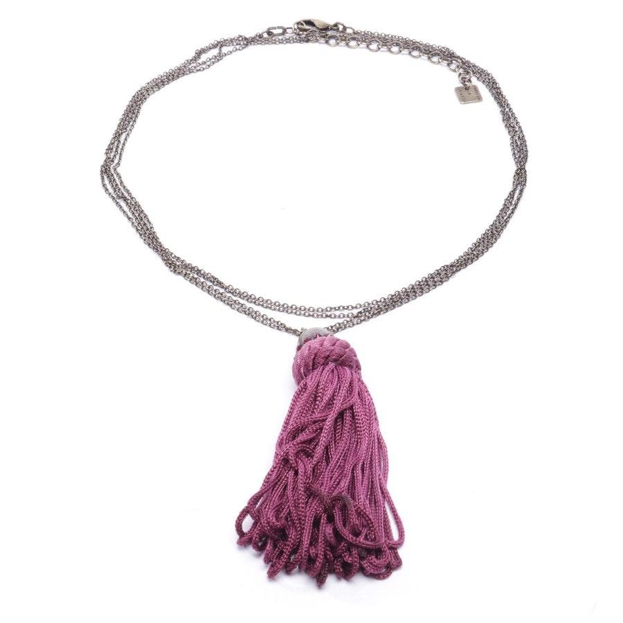 jewellery from Konplott in gold and purple