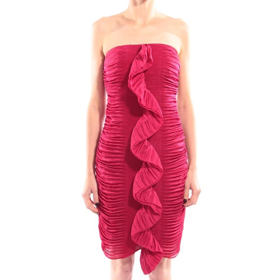 Kleid von Diane von Furstenberg in Himbeer Gr. DE 30 US 0