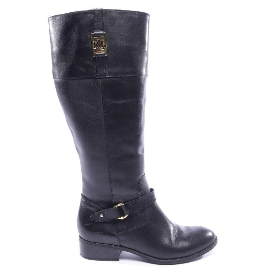 boots from Lauren Ralph Lauren in black size EUR 36 US 5,5