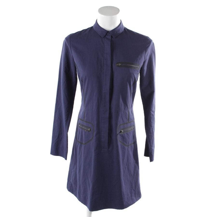 Blusenkleid von COS in Dunkelblau Gr. 34