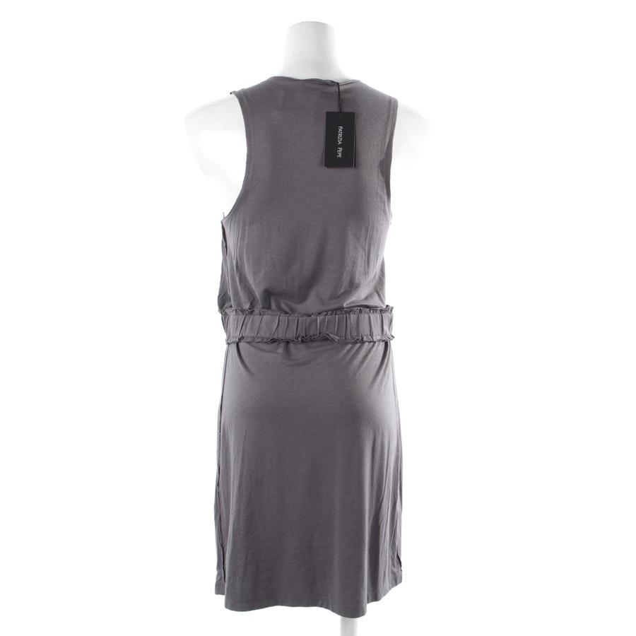 Kleid von Patrizia Pepe in Grau Gr. 36 IT 42 - Neu