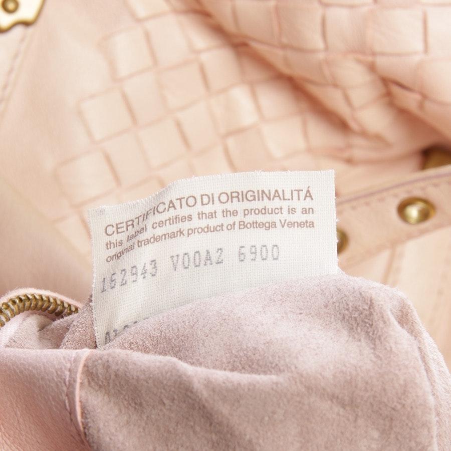 handbag from Bottega Veneta in delicate pink
