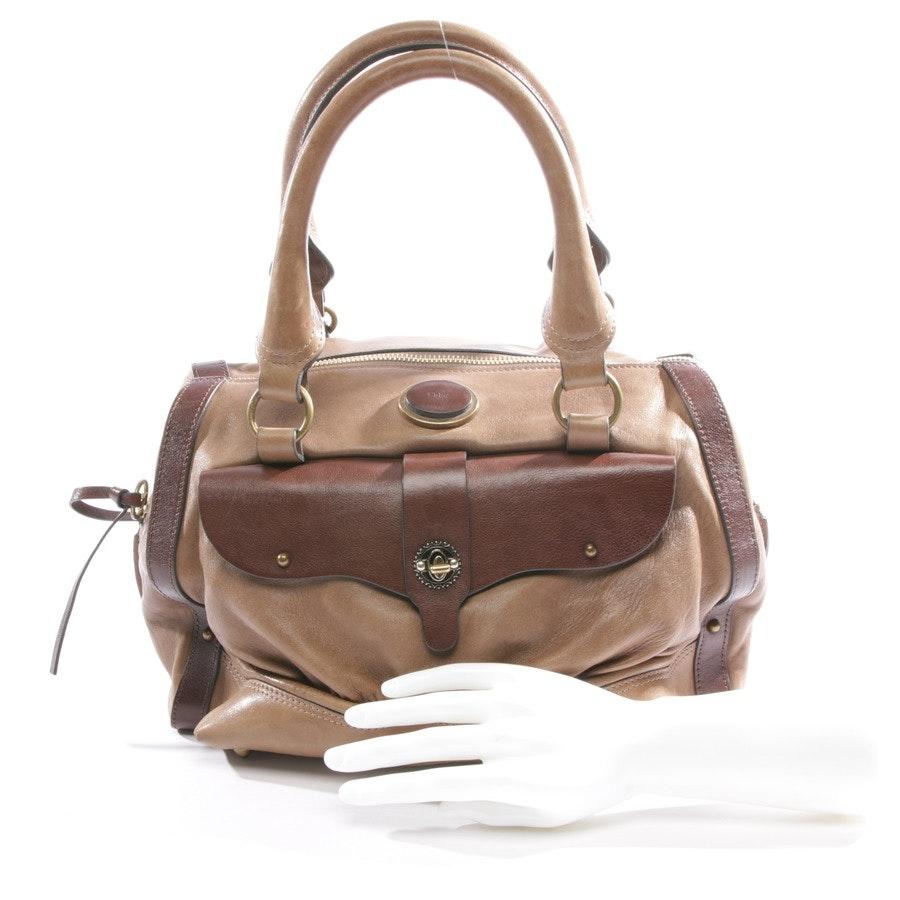 Handtasche von Chloé in Beigebraun und Braun