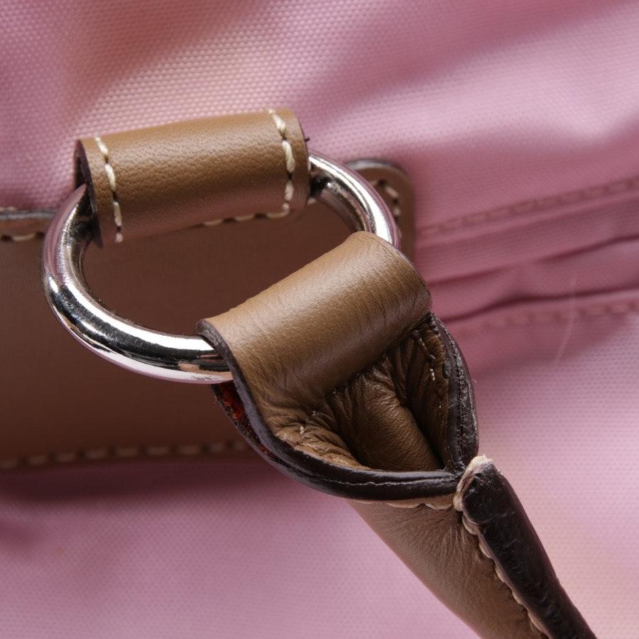 Handtasche von Bogner in Rosa und Braun - Angelina D