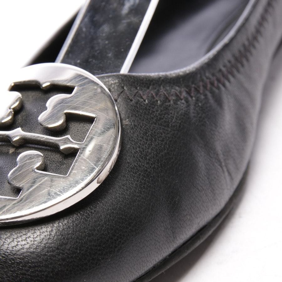 loafers from Tory Burch in black size EUR 38,5 US 8