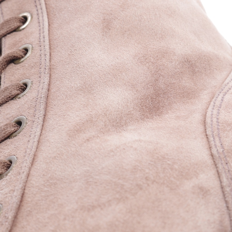 boots from Pura López in brown size EUR 37