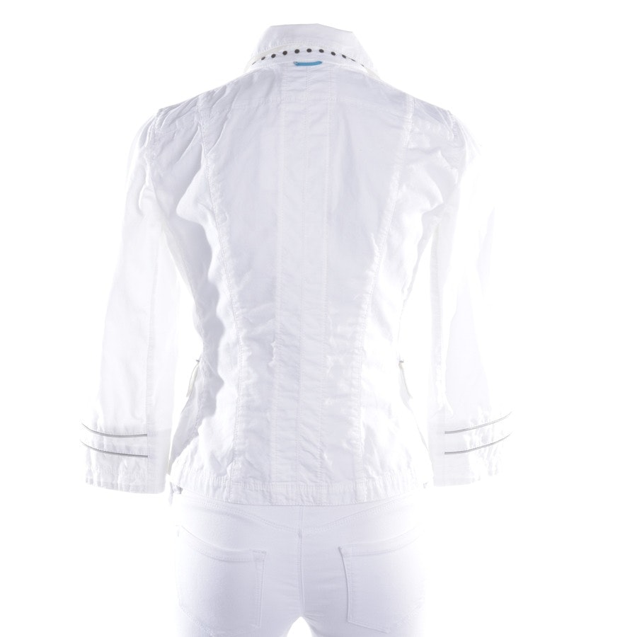 summer jackets from Marc Cain Sports in white size 38 N 3