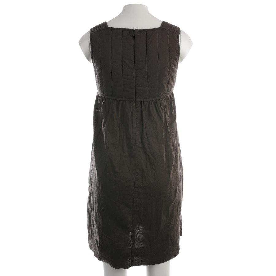 Kleid von Comptoir des Cotonniers in Olivgrün Gr. 34