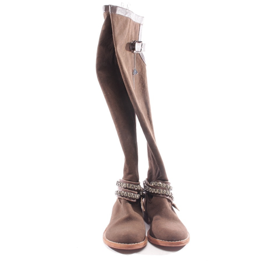 boots from Twin Set in brown size EUR 36