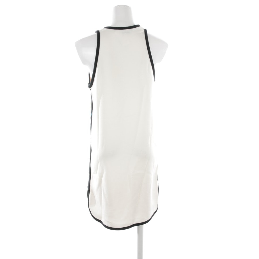 dress from MSGM in yellow and white size 36 IT 42