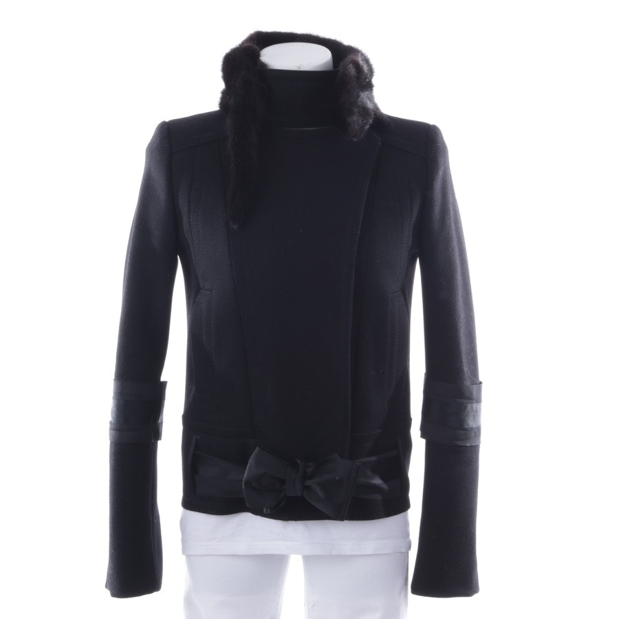 between-seasons jackets from Gucci in black size 32 IT 38