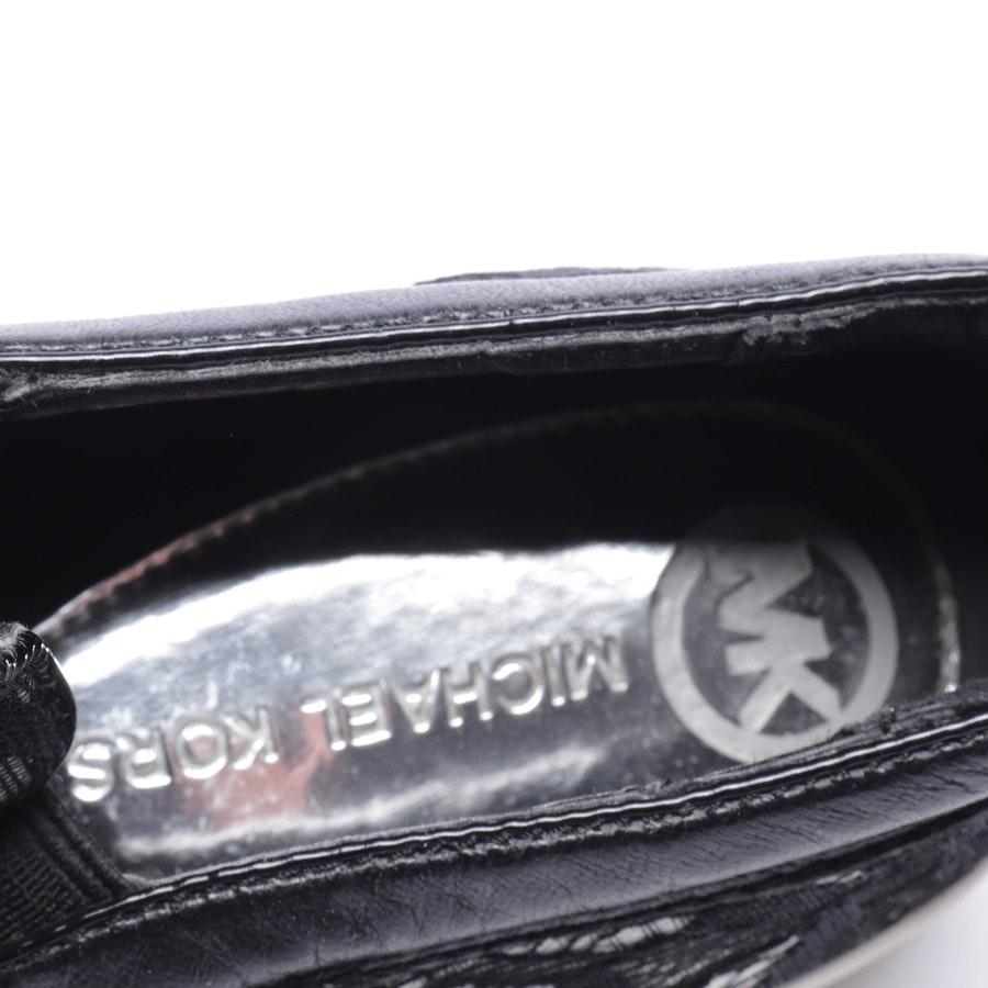 Sneaker von Michael Kors in Schwarz und Weiß Gr. D 36 US 6