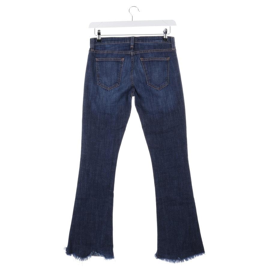 jeans from Current/Elliott in dark blue size W25
