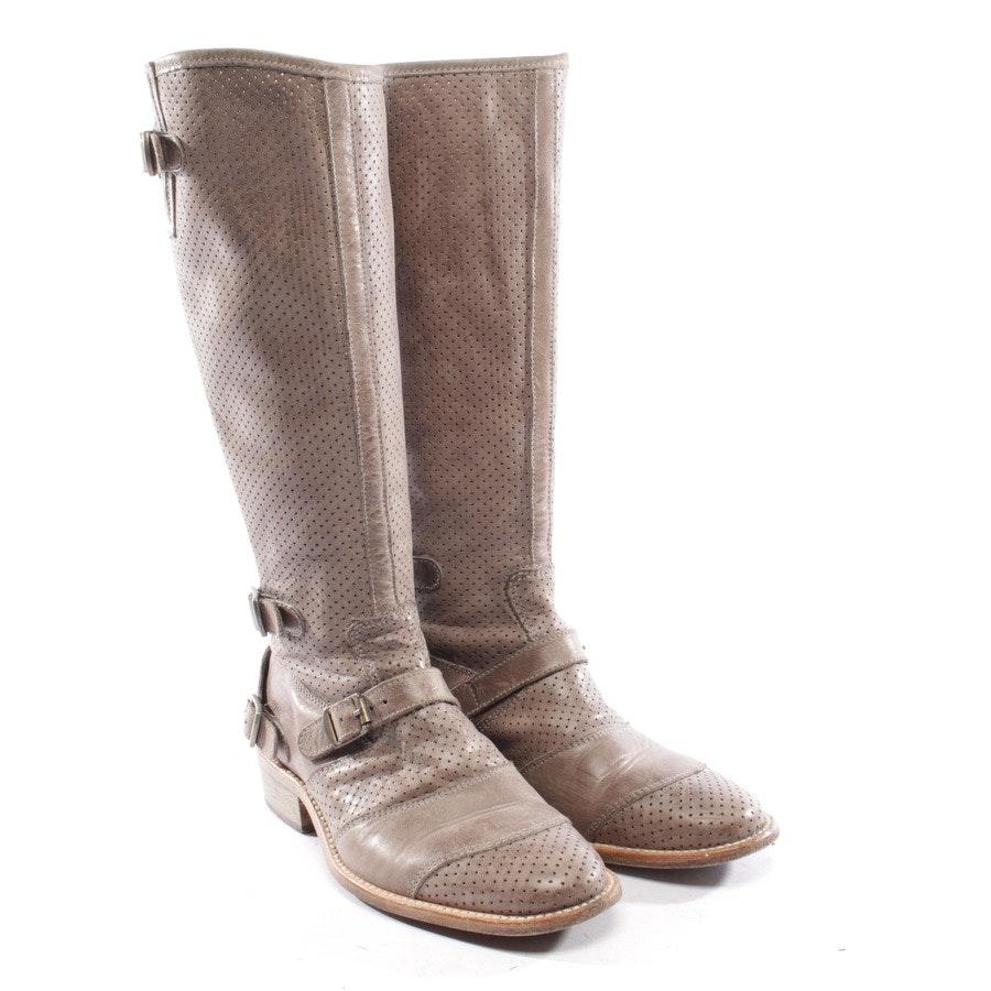 Stiefel von Belstaff in Braun Gr. EUR 37 - Trialmaster
