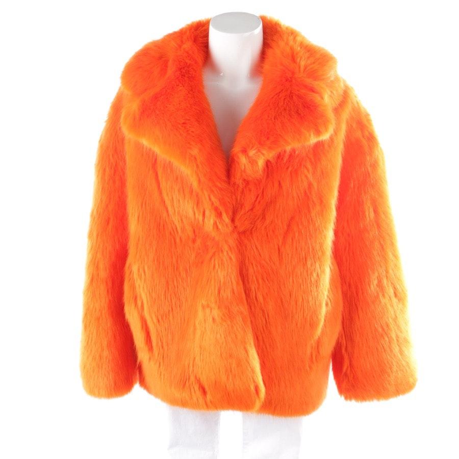Übergangsjacke von Diane von Furstenberg in Orange Gr. XS // P - Neu