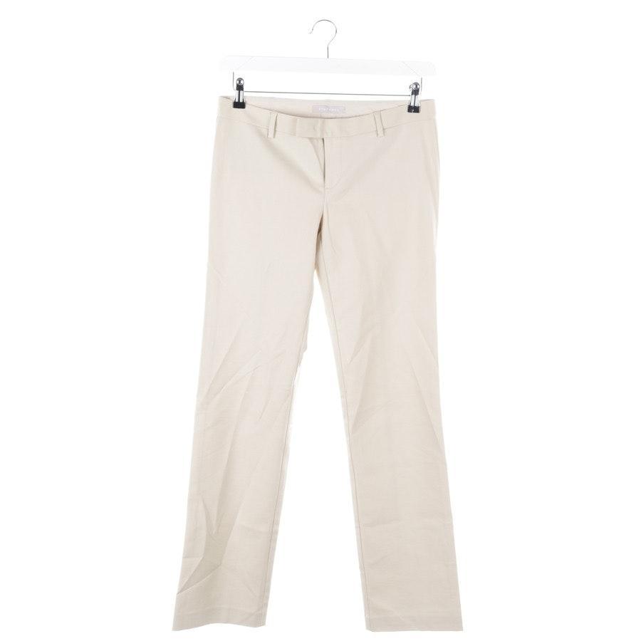 trousers from Stefanel in beige size 34 IT 40
