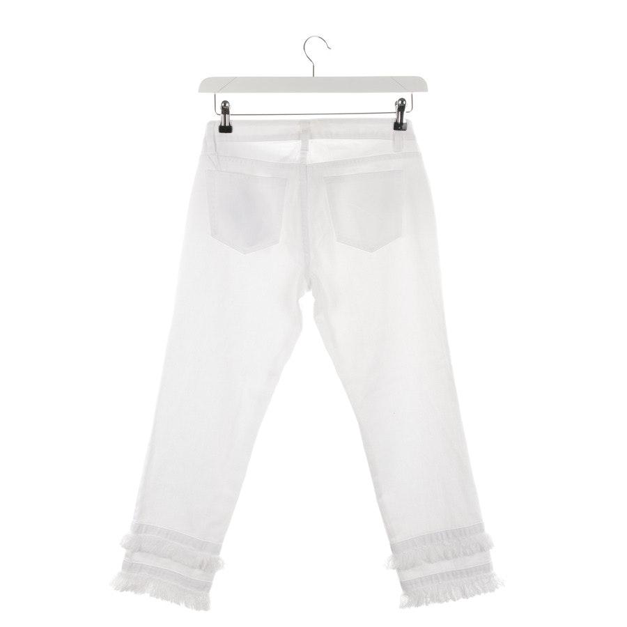 Jeans von Michael Kors in Weiß Gr. W26 - Neu